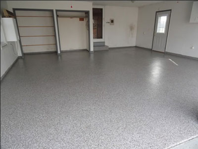 Wonderful ... Concrete Garage Floor Wayzata After