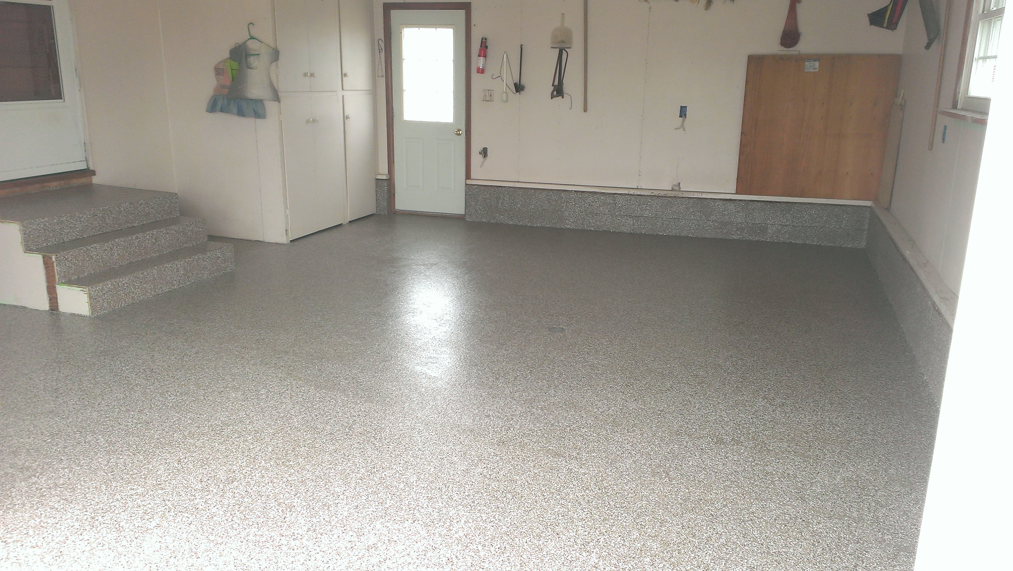 Garage Floor Epoxy Garage Floor Coating Garage Floor Repair Ft